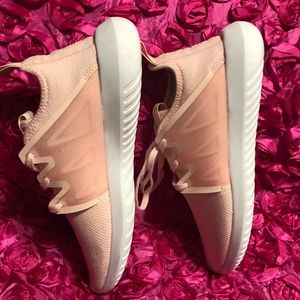 a12ea4039732 adidas Shoes - Adidas Originals Tubular Viral 2.0 W Ice Pink